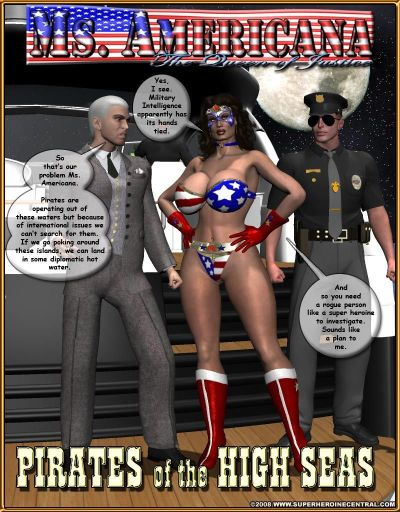 Ms Americana – Pirates of..