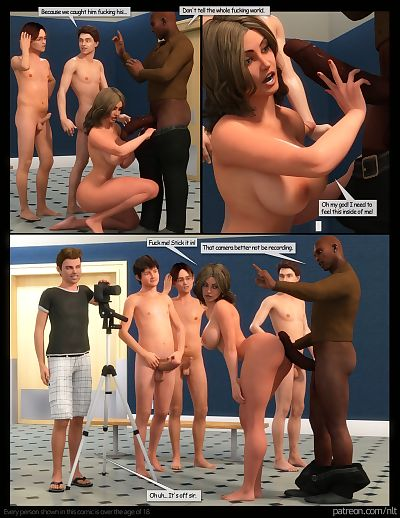 Mothers Gangbang - part 2