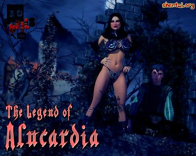 The Legend of Alucardia