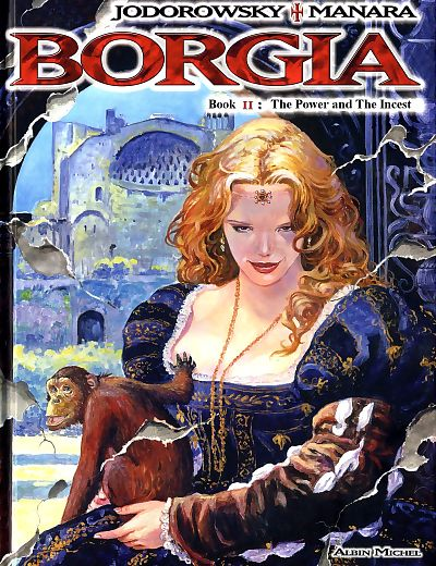 Borgia #2 - The Power and..